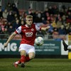 St Pat's defender Younger released from hospital after losing consciousness in collision on Friday night