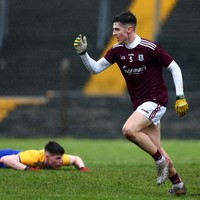Four-goal Galway beat Roscommon to claim second straight Connacht U20 title