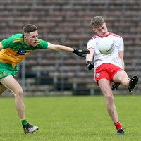 Jordan inspires Tyrone to victory over Donegal