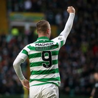 Griffiths back on song as Celtic cruise to easy win