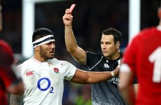 Tuilagi red card mars England's Triple Crown-sealing win over Wales