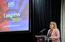 LGFA Congress pass innovative two-point rule for placed 45s