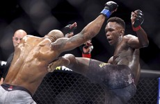 Adesanya beats Romero at UFC 248 but crowd are left wanting more