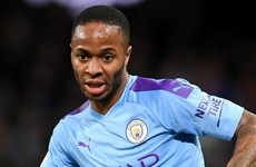 Sterling warns Liverpool to expect a 'massive reaction' from City next season