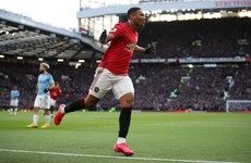 As it happened: Manchester United vs Manchester City, Premier League