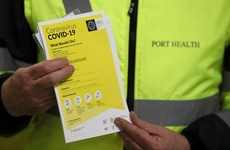 Coronavirus: Two new cases in Republic of Ireland - both through community transmission