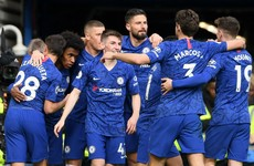 Everton swept aside by Chelsea on Ancelotti's Stamford Bridge return
