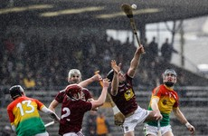 Doyle hits 1-14 for Westmeath as Carlow relegated from Division 1