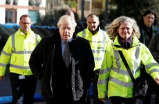 'So sorry to hear it': Boris Johnson explains decision not to visit flood-hit communities sooner