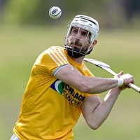 Two stoppage-time Antrim goals condemn Offaly to another year in Division 2A