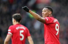 Martial and McTominay on target as United seal another derby win over City