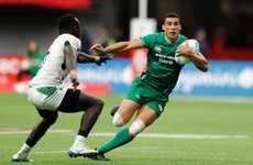 Tullamore flyer Conroy the star as Ireland finish 13th at Canada Sevens