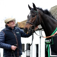 Altior given 'every chance' to defend Champion Chase crown