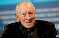 Max von Sydow, star of The Exorcist and The Seventh Seal, dies aged 90
