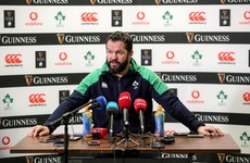 Farrell says Ireland players were deflated to hear of France postponement