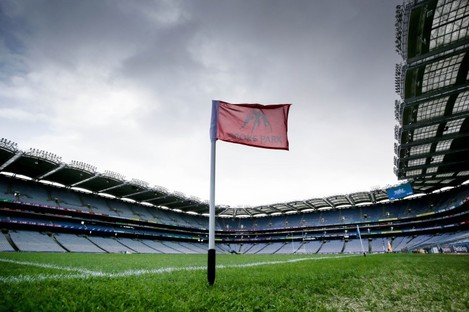 Croke Park hosts the U20 football double-header on 17 March.