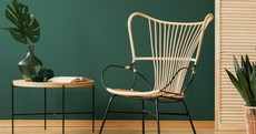 6 new spring trends that already have staying power - from rattan furniture to sage green walls