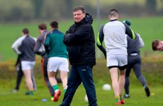 'If it's the worst case scenario as predicted, you can forget about sporting activity' - O'Mahony