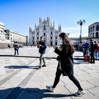 'It's not a total lockdown, really': Life in Milan during the Covid-19 outbreak