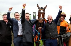 Irish glory as De Bromhead and Coleman celebrate Cheltenham Arkle success