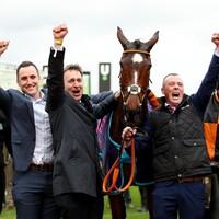 Irish glory as De Bromhead and Coleman celebrate Cheltenham Arkle success