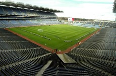 'Get Irish sport behind closed doors for a month'