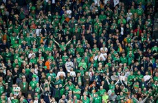 Ireland fans' group urges members to follow official advice regarding travel to Slovakia