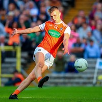 The search for consistency and advice from uncle Oisín: Rían O'Neill is Armagh's latest star