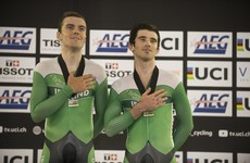 The Irish duo who went from the brink of despair to the verge of the Oympics