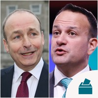 Fine Gael and Fianna Fáil to enter 'detailed' talks on government formation as 'equal partners'