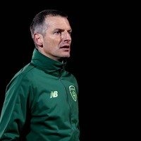 'There'll be very little change' – The man entrusted to succeed Stephen Kenny