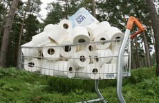 UK charity farm thanks public for help after toilet roll theft