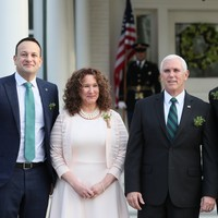 Meeting between Taoiseach and US Vice President Mike Pence will be closed to the media again