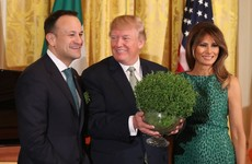 Varadkar to raise issue of undocumented Irish in US during meeting with Trump
