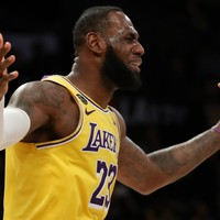 Nets stun LeBron's Lakers as Celtics clinch playoffs spot