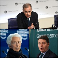'Economic shock' of Covid-19: Some central banks cut interest rates as Lagarde raises spectre of 2008