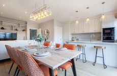 Ultra-stylish new family homes in Kildare from €410,000