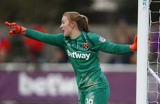 West Ham goalkeeper handed international debut as Ireland resume qualifying campaign