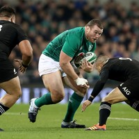 Ireland international Jack McGrath agrees new contract with Ulster