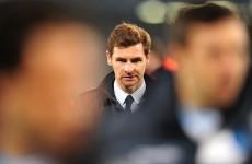 Villas-Boas on the brink of taking Spurs job
