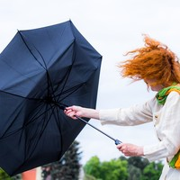 Status yellow wind warning issued for 10 counties, status orange wind warning issued for Donegal