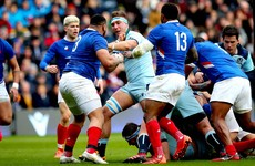 France prop Haouas gets three-week ban for punch against Scotland