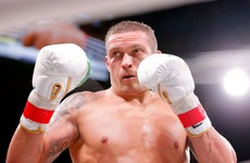 Usyk to continue heavyweight campaign against Chisora in London