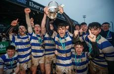 Garbally fend off stirring Sligo Grammar fightback to seal three in a row in Connacht