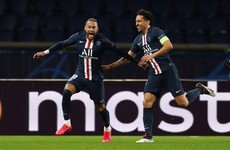 Neymar inspires PSG as they end Champions League pain to beat Dortmund