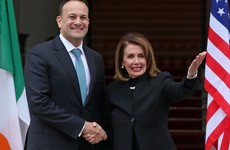 Taoiseach thanks US House Speaker for Brexit position: 'Nancy Pelosi's words matter'
