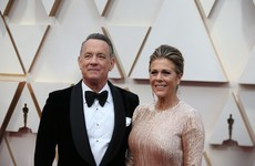 Tom Hanks and his wife Rita Wilson test positive for coronavirus