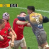 Scarlets lock Lousi gets five-week ban for punching against Munster
