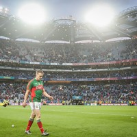 'It's the only sport in the world where you are defined by one game' - No regrets as Moran enters next chapter