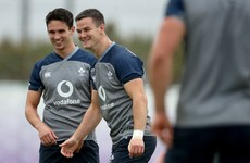 The case for Joey Carbery to become Ireland's second playmaker from fullback